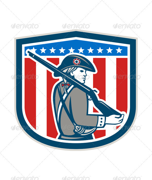 American Patriot Minuteman