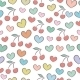 Hearts Pattern  - GraphicRiver Item for Sale