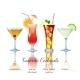 Cocktails Set - GraphicRiver Item for Sale