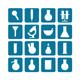 Set of Laboratory Equipment - GraphicRiver Item for Sale