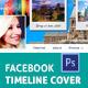 Facebook Timeline Cover - GraphicRiver Item for Sale