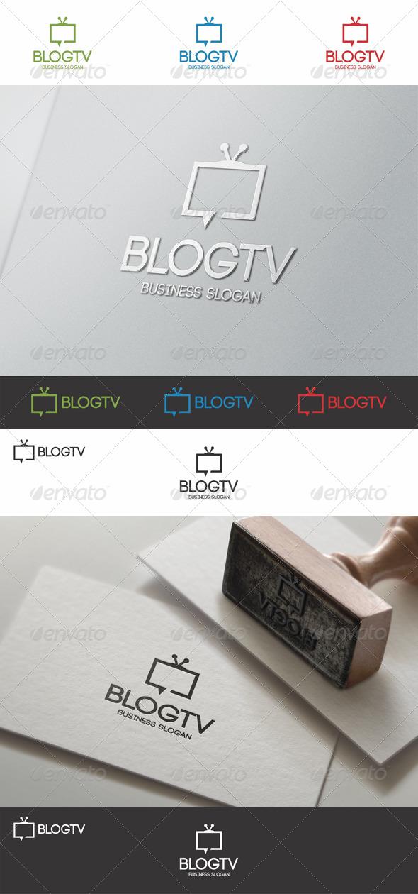 Blog TV Talk Logo