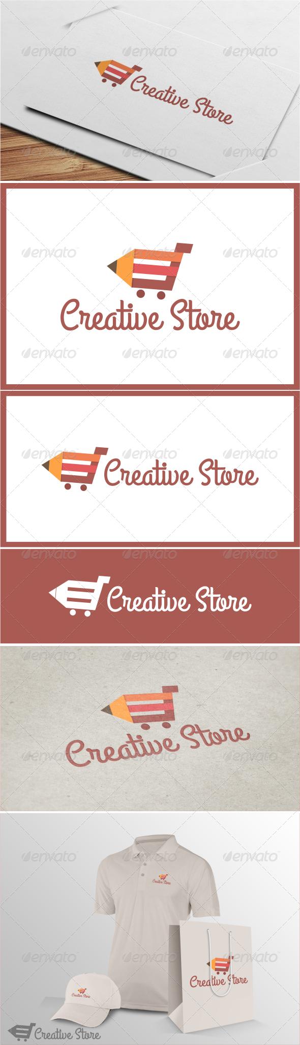 Creative Store Logo