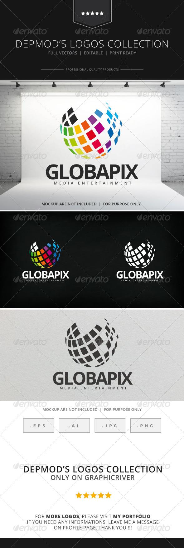 Globapix Logo