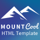 Mountcool - One Page Multipurpose HTML - ThemeForest Item for Sale