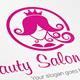 Beauty Salon & Spa Logo - GraphicRiver Item for Sale