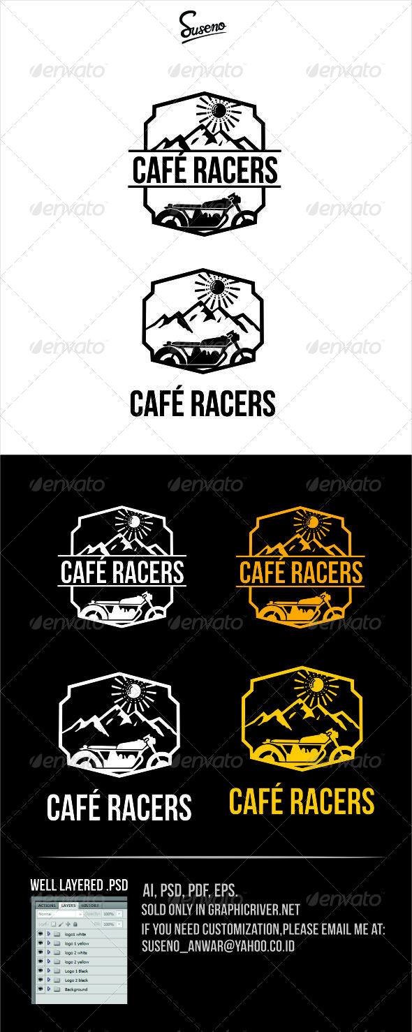 Cafe Racers Logo