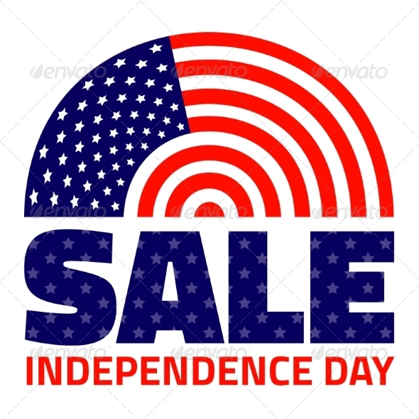American Independence Day Sale