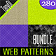 Various Web Patterns | Bundle - GraphicRiver Item for Sale