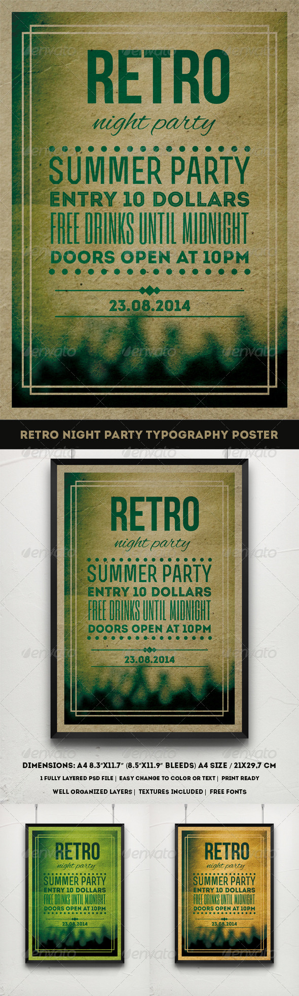 Mixed Fonts Graphics, Designs & Templates from GraphicRiver