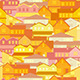 seamless house pattern - GraphicRiver Item for Sale