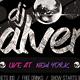 Live DJ Flyer V3  - GraphicRiver Item for Sale