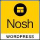 Nosh - Restaurant and Bar WordPress Theme - ThemeForest Item for Sale