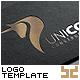 Unicon Logo Templates - GraphicRiver Item for Sale