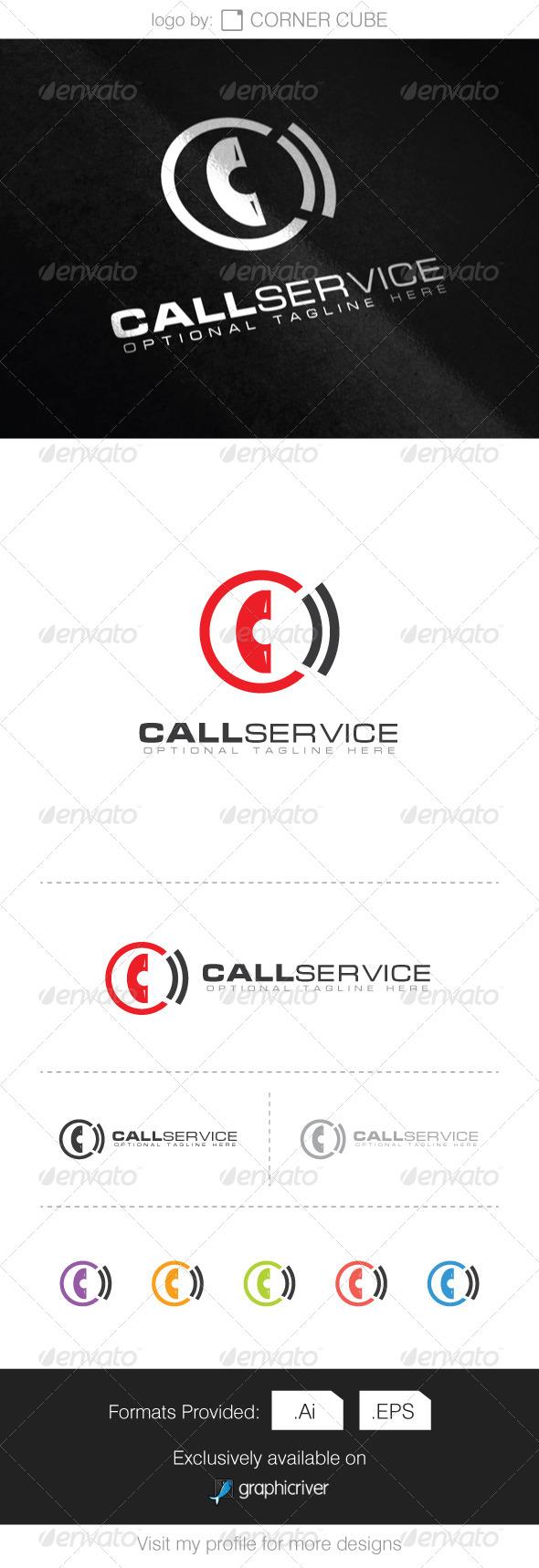 Call Service Logo