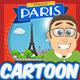 Cartoon Travel Explainer - VideoHive Item for Sale