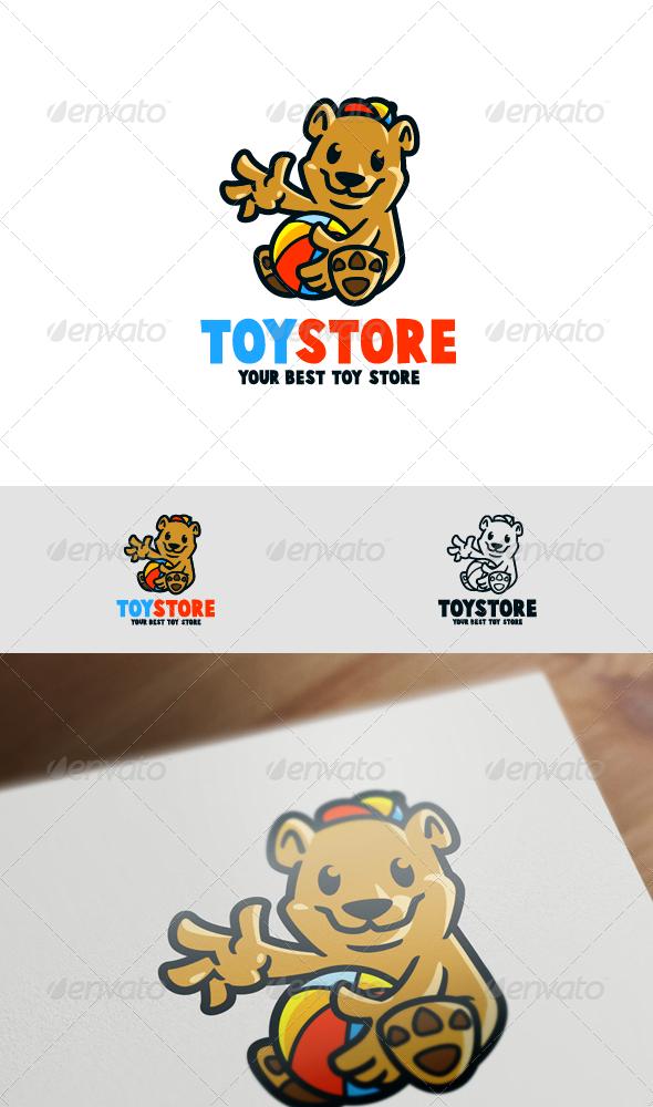 Bear Cubs Mascot Logo