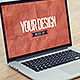 Laptop - Realistic Mock Up II - GraphicRiver Item for Sale
