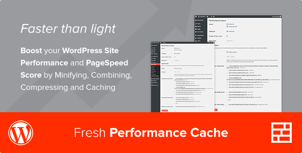 Fresh Performance Cache - WordPress Plugin Download