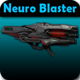 Sci-Fi Neuro Blaster