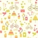 Seamless Wedding Pattern - GraphicRiver Item for Sale