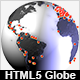 HTML5 Globe - Interactive 3D Earth - CodeCanyon Item for Sale