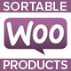 WooCommerce Sortable Products - CodeCanyon Item for Sale