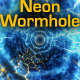 Neon Wormhole - hi-tech tunnel flythrough - VideoHive Item for Sale