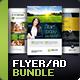 Business Flyer/Ad Bundle Vol. 10-11-12 - GraphicRiver Item for Sale