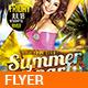 Summer Hot Party - v01 - GraphicRiver Item for Sale