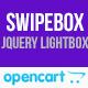 Opencart Swipebox - CodeCanyon Item for Sale
