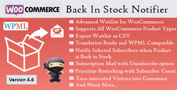 Codecanyon | Back In Stock Notifier - WooCommerce Waitlist Pro Free Download #1 free download Codecanyon | Back In Stock Notifier - WooCommerce Waitlist Pro Free Download #1 nulled Codecanyon | Back In Stock Notifier - WooCommerce Waitlist Pro Free Download #1