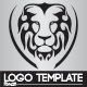 Ndase Singo Logo / Lion Logo - GraphicRiver Item for Sale