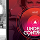 Under Control Electro Music Poster - GraphicRiver Item for Sale