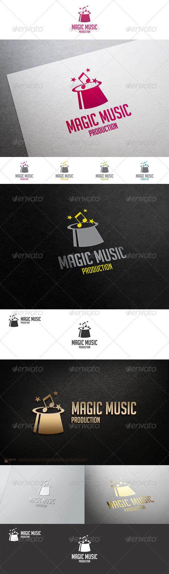 Magical Sound Music Logo