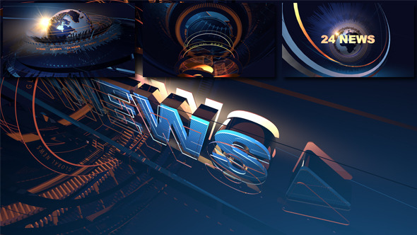 News Intro Video Effects & Stock Videos from VideoHive