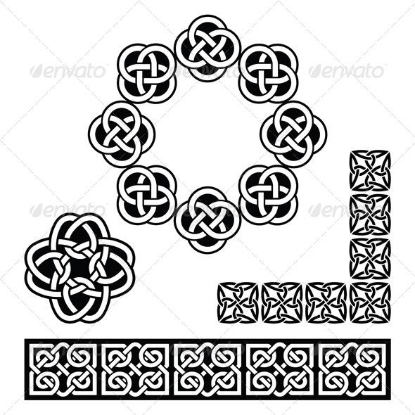 Celtic Design - Patterns, Knots and Braids
