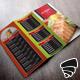 Tri-Fold Restaurant Menu 11 - GraphicRiver Item for Sale