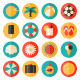 Summer Icons Collection - GraphicRiver Item for Sale
