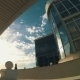 Building and Clouds - VideoHive Item for Sale