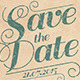 Old Vintage Wedding Invitation and Card Sets - GraphicRiver Item for Sale