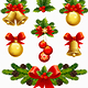 Christmas Ornaments - GraphicRiver Item for Sale