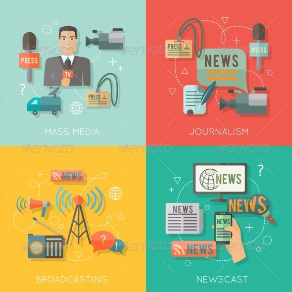 Journalism Graphics Designs Templates From Graphicriver