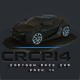 CRCP14 - Cartoon Race Car Pack 14 - 3DOcean Item for Sale