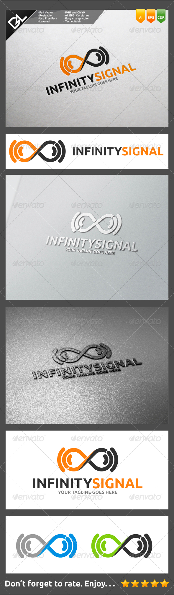 Infinity Signal