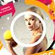 Fitness Flyer / Gym Flyer - GraphicRiver Item for Sale