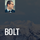 Bolt - A Delightful Responsive WordPress Theme