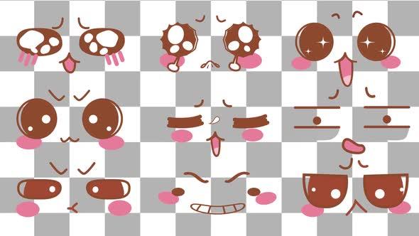 Cute Emoji Pack 1