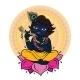 Hindu God Krishna - GraphicRiver Item for Sale
