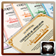 Elegant Multipurpose Certificates - GraphicRiver Item for Sale